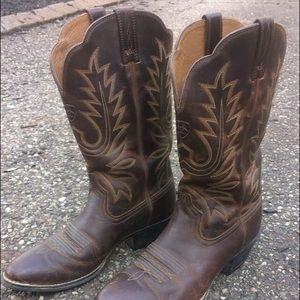 Ariats Cowboy Boots
